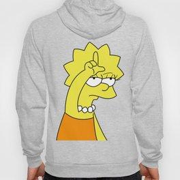 Lisa Simpson Loser Hoody