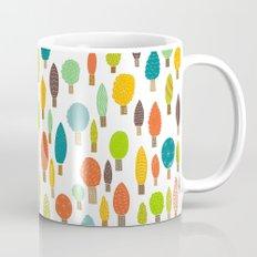 Wood U Colorful Mug