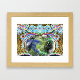 Gateway Framed Art Print