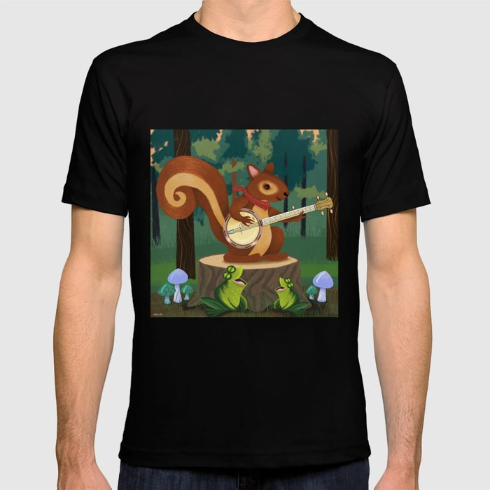 7cefb083 The Nutport Croak Music Festival T-shirt by sunnybunny | Society6