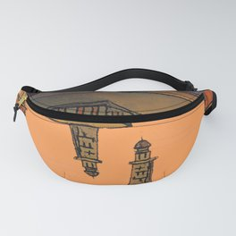 In Love with the Sea / Lighthouses Fuencaliente Fanny Pack