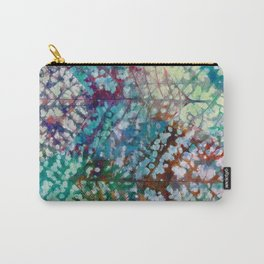 Colorful leaves II Carry-All Pouch