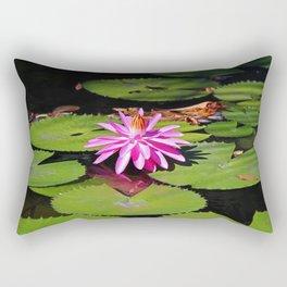 Need Nothing More Rectangular Pillow