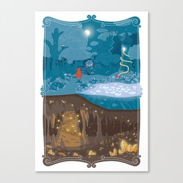 Fairytale Canvas Print