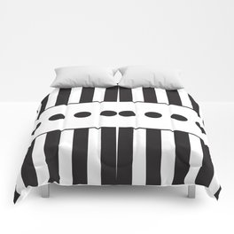 """Dot Your j's - The Didot """"j"""" Project Comforters"""