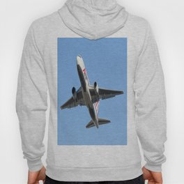 ABX Air Boeing 767-232(BDSF) Miami Take-off Florida Airplanes  Hoody