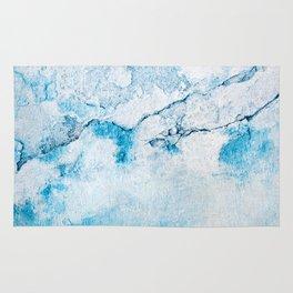 blue wall Rug