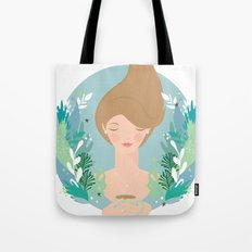 That first cuppa tea feeling Tote Bag