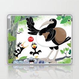 Thieving Magpies Laptop & iPad Skin