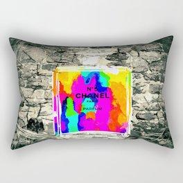 No 5 Stone Wall Rectangular Pillow