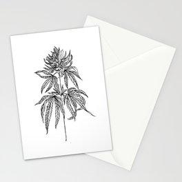 Cannabis Illustration Stationery Cards