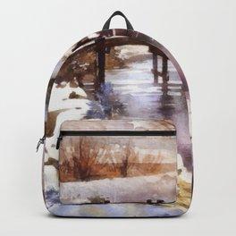 Winter Shelter Backpack