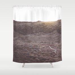 Hidden Caves Shower Curtain