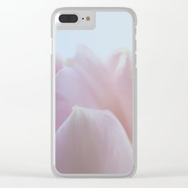 Spring Promise Clear iPhone Case