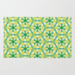 Kaleidoscope Extreme Mint Rug