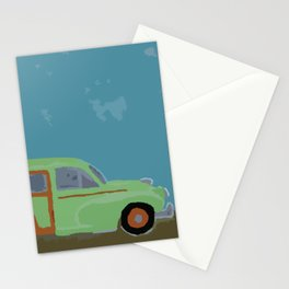 Minor in the Spring Stationery Cards