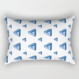 Maidsafecoin - Crypto Fashion Art (Medium) Rectangular Pillow