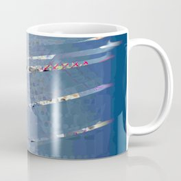 Invisible drops Coffee Mug