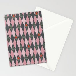 Argyle Jelly Molds Stationery Cards