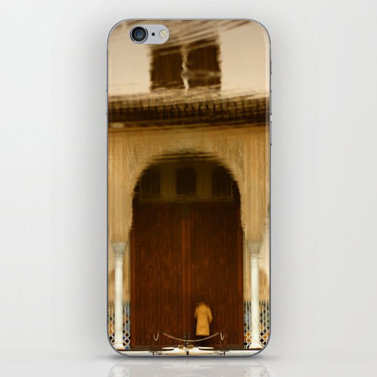 Stories in Water iPhone & iPod Skin