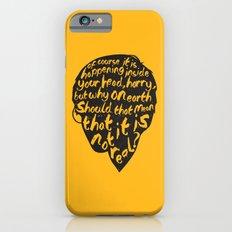 Inside Harrys Head Slim Case iPhone 6s