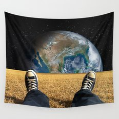 World view Wall Tapestry