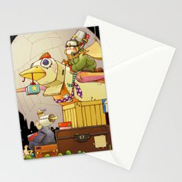 memory of MOEBIUS Stationery Cards