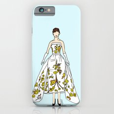 Audrey Hepburn Vintage Retro Fashion 2 iPhone 6s Slim Case