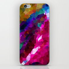 abstract colours II iPhone & iPod Skin