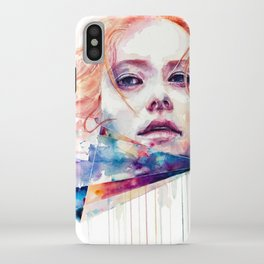 conspiracy of silence iPhone Case