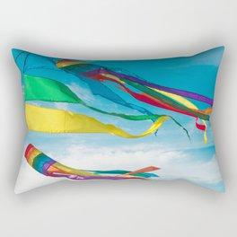 Flag pennant Rectangular Pillow