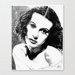 Heddy Canvas Print