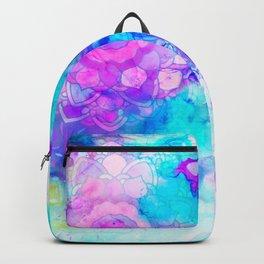 pastel mandala vi Backpack