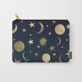 Starry Night #1 #decor #art #society6 Carry-All Pouch