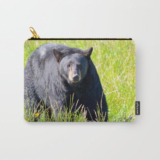 Alaskan Black Bear II Carry-All Pouch