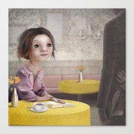 Ciao Canvas Print