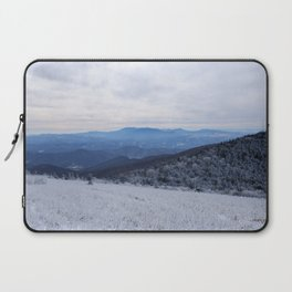 Winter at Roan Mountain Laptop Sleeve