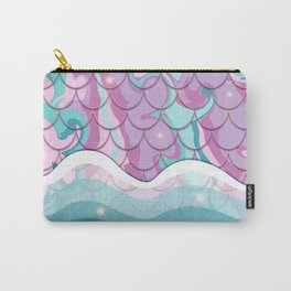 Mermaid Magic Carry-All Pouch