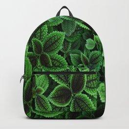 Herbal Leafes Backpack