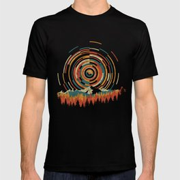 The Geometry of Sunrise T-shirt