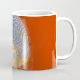 Ursula K. Le Guin portrait + quote Coffee Mug