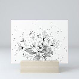 Rosebuds Mini Art Print