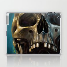 Skull 4 Laptop & iPad Skin