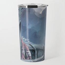 The Automata Travel Mug