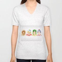Real South Park Unisex V-Neck