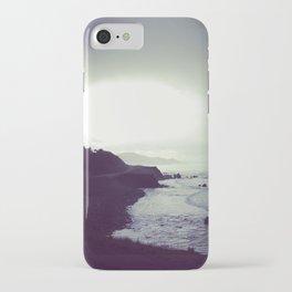 Northern California Coast  iPhone Case