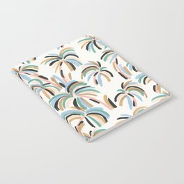 Rainbow Palm Notebook