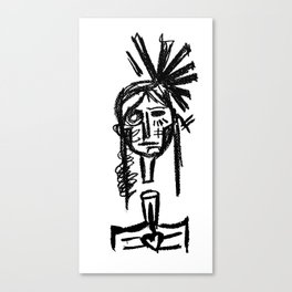 La Tribu Canvas Print