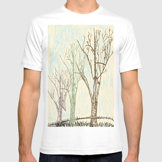 A Winters Sketch T-shirt