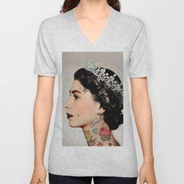 Rebel Queen Unisex V-Neck